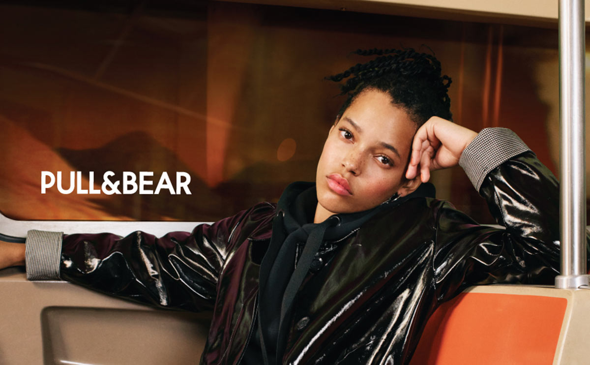 Pull and Bear Banner Foto Fashion Mode Jobs