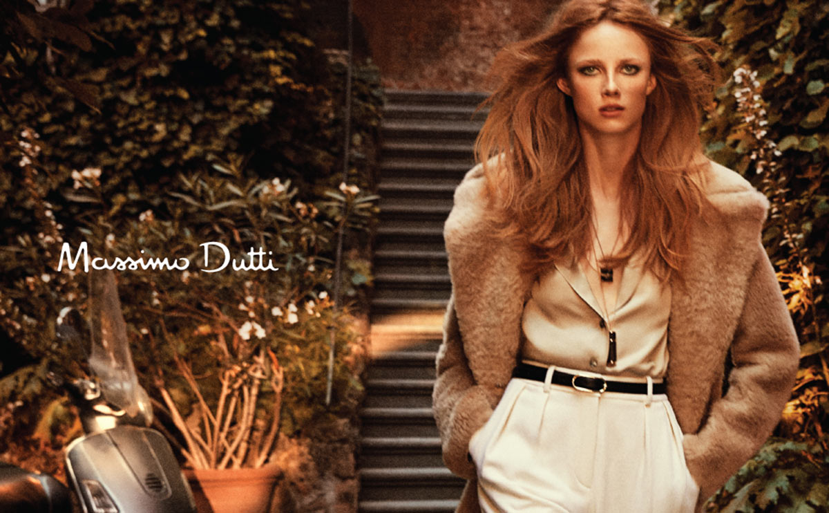 Massimo Dutti Banner Fashion Mode Jobs